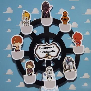 Roda gigante Star Wars