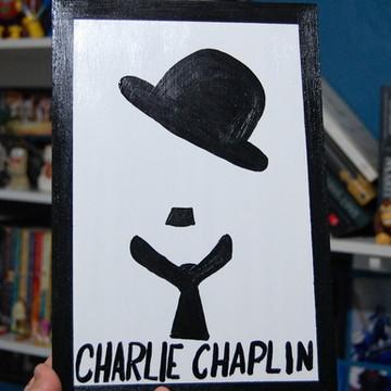 Quadro - Charlie Chaplin