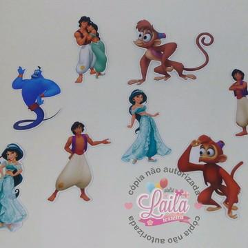 Apliques Aladdin