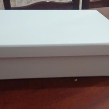 Caixa MDF 30x40 branca