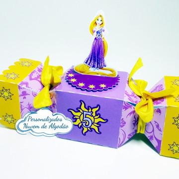 Caixa Bala Inteira - Enrolados/Rapunzel