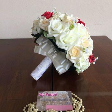 Buquê Noiva Romântico