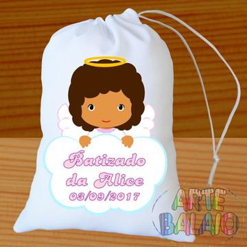 Batizado de Menina Saquinho Surpresa Personalize