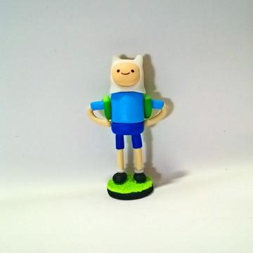 Personagem Finn do Hora de Aventura