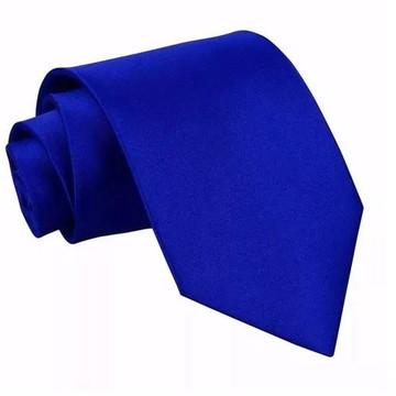 Gravata Azul Royal - Promoção