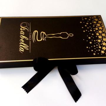 Convite Luxo 15 anos Oscar