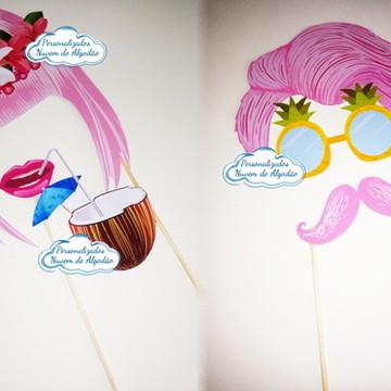 Máscara Divertida - ´Pool Party