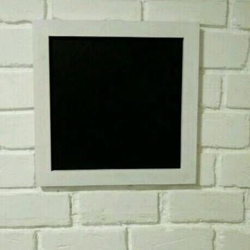 Quadro negro, lousa decorativa