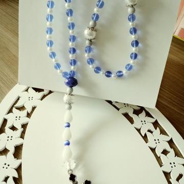 Terço Porcelana - Linha Classic
