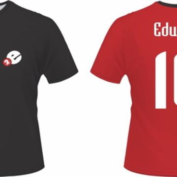 Camiseta Futebol 002