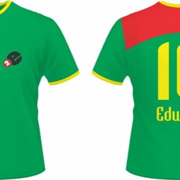 Camiseta Futebol 009