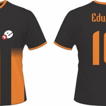 Camiseta Futebol 014