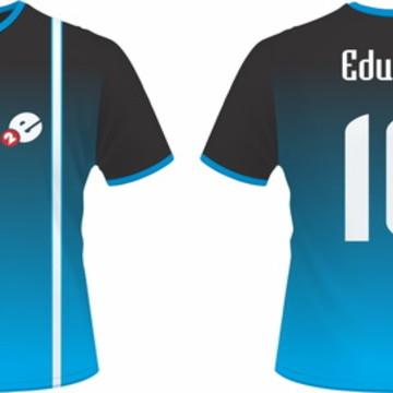 Camiseta Futebol 016