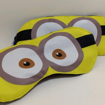 Máscara Personalizada Minions