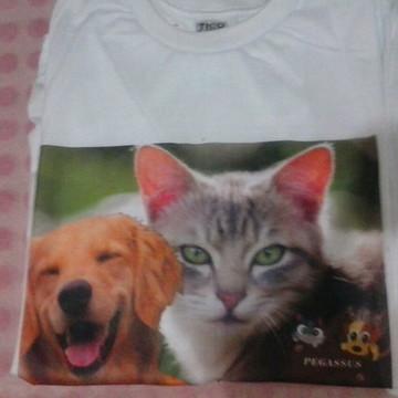 Camisa Pet Personalizada