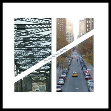 Quadro decorativo - New York