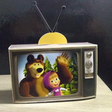 Caixa TV- Masha e o Urso