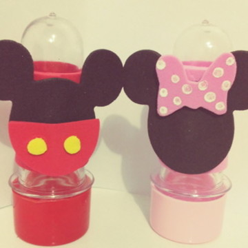 Tubete Mickey ou Minie
