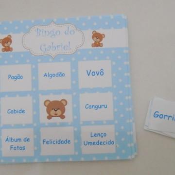 Baby Bingo Chá de Bebê