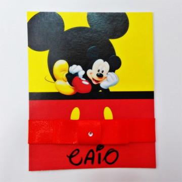 Convite Infantil Mickey / Disney / Toy Story / Ben 10