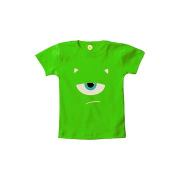 Camiseta INFANTIL Mike Monstros S.A.