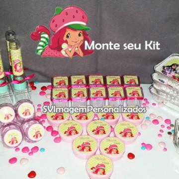 Monte seu Kit Moranguinho News