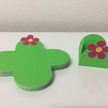 Kit com forminhas - Flor