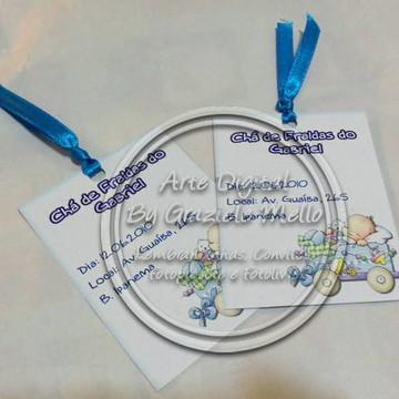 Convite Fitinha
