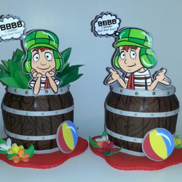 Chaves no Barril 3 D-B