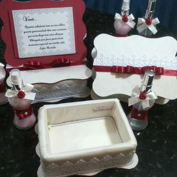 Caixa madrinha casamento ou batizado