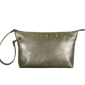 Bolsa Mão Dourada