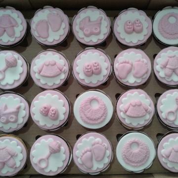 Cupcakes - Chá de Bebê