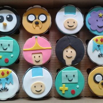 Cupcakes - Hora de Aventura