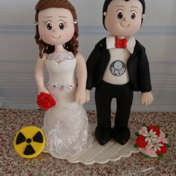 Topo para casamento