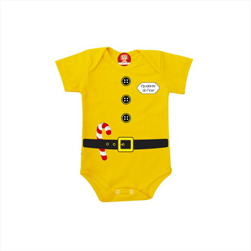 Body ou Camiseta de Natal Elfo
