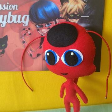 Boneco Tikki da Turma da Ladybug