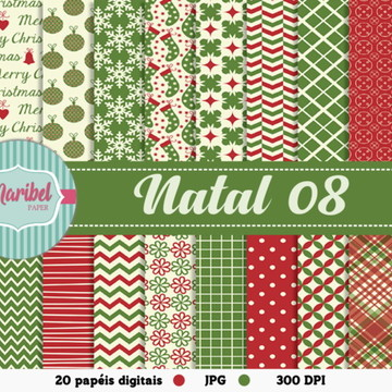 Papel Digital - Natal 08
