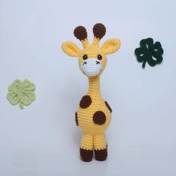 Lulu, a girafinha!