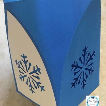 Caixinhas Frozen para Presentes e Lembrancinhas