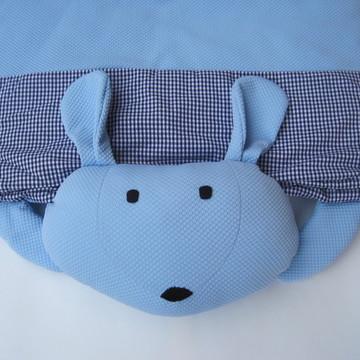 Saco de dormir Infantil de Cachorro azul