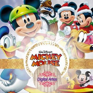 Kit Digital Mickey