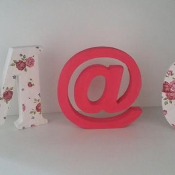 Trio de letras