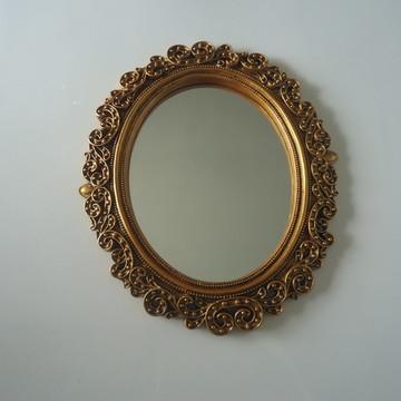 Espelho/Porta Retrato Oval