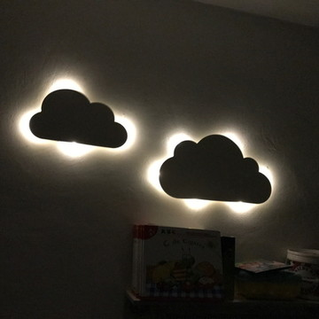 Par Nuvens MDF LED