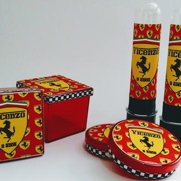 Kit Festa Ferrari c/ 60 peças