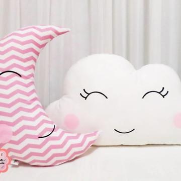 Almofada Nuvem Gota