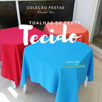 TOALHA TECI FESTA 1,40 X 1,40 (KIT 10)