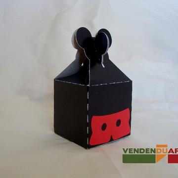 caixa orelhas do mickey
