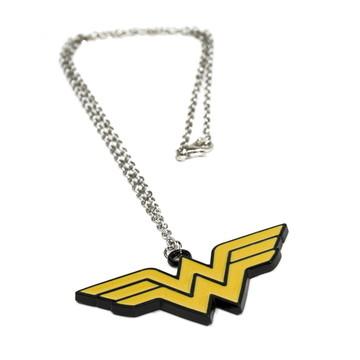 Colar Mulher Maravilha Wonder Woman