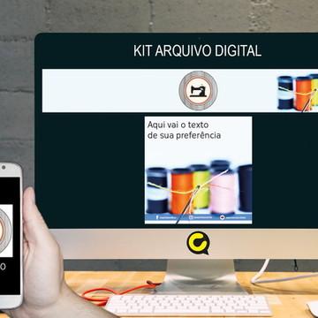 Kit Digital Loja Elo7
